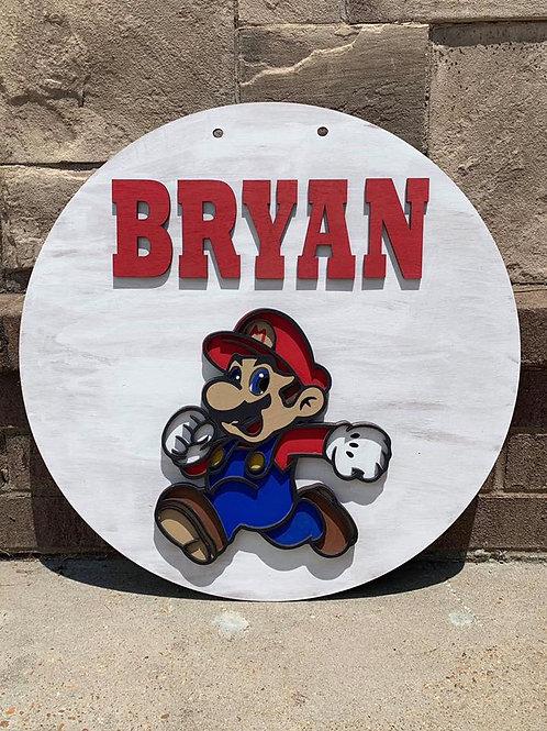 Wholesale Mario Design