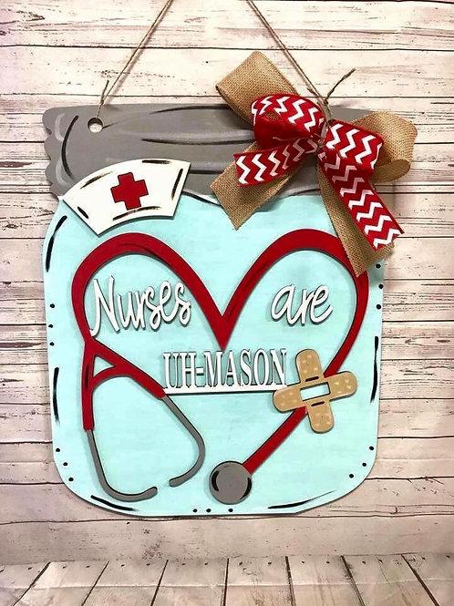 Wholesale nurse sign