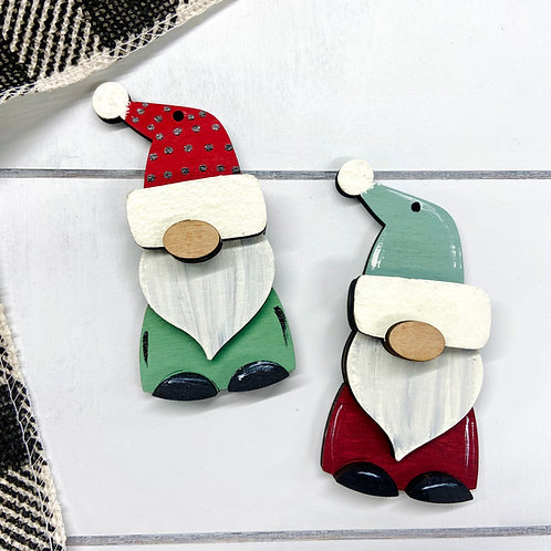 Gnome Ornaments Each
