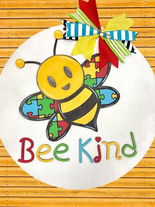 Bee Kind Autism Awareness