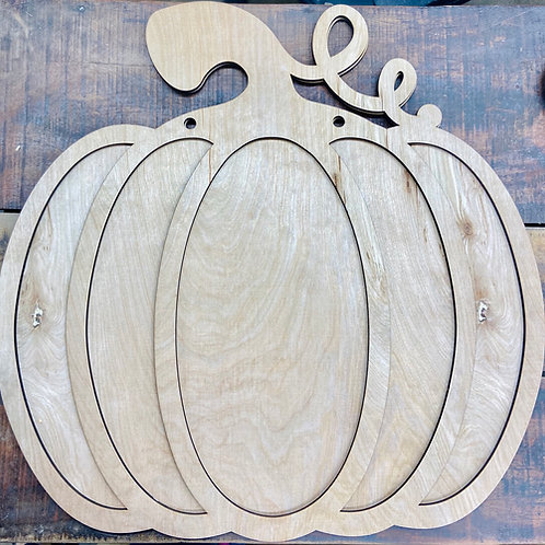 Fall Pumpkin Design