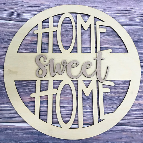 Wholesale home sweet home 1