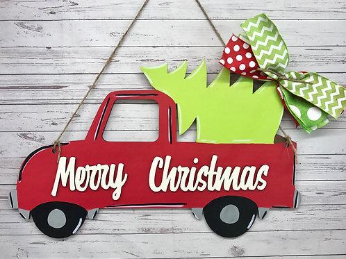 Wholesale Christmas Tree Truck