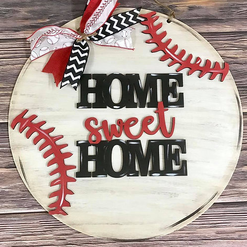 Wholesale Baseball Home Sweet Home