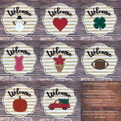 Wholesale Seasonal Welcome