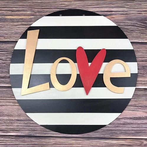 Wholesale Love Circle