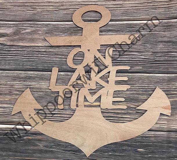 Lake Time Anchor