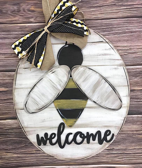 Bee Welcome