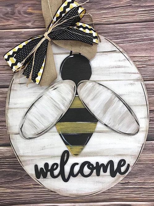 Bee Welcome