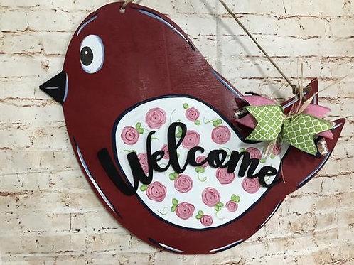 Wholesale Unfinished Bird