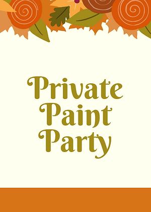 Niki's Private Party