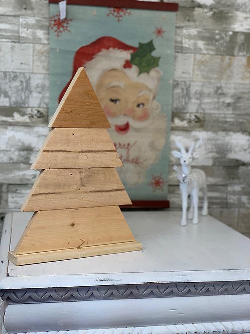 Wholesale Wooden Christmas Tree Blank