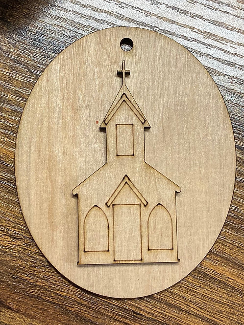Wholesale Church Ornament