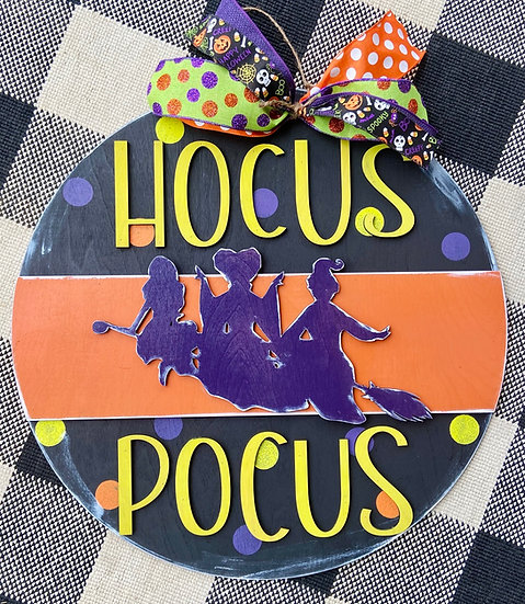 Unfinished Hocus Pocus Round