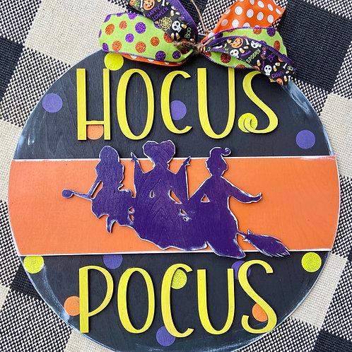 Hocus Pocus Round