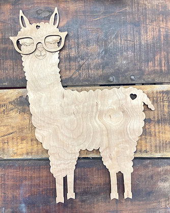 Llama kid design
