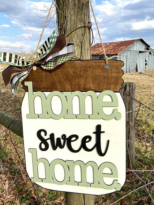 Mason Jar Farmhouse Style