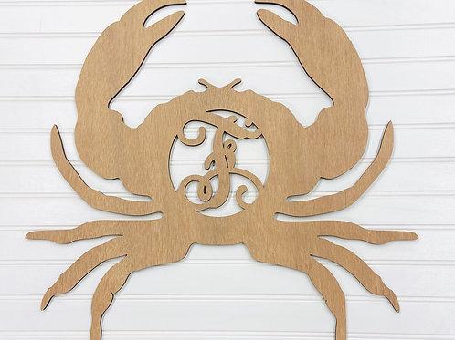 Wholesale crab monogram