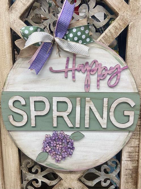 Hydrangea Spring