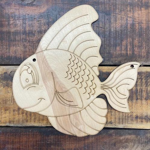 Fish kid design