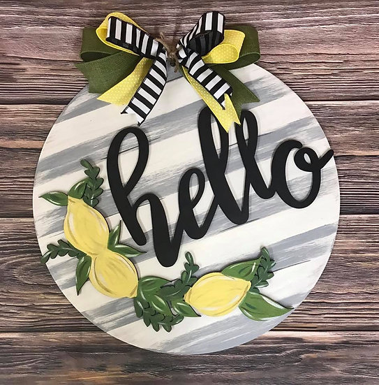 Lemon Hello