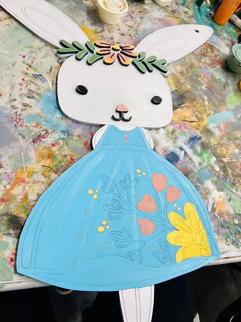 Flower Child Bunny
