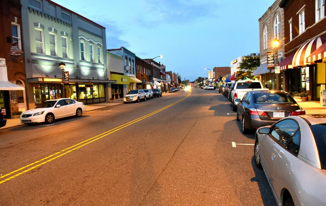 Mooresville Downtown
