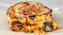 Spicy Cajun Meltdown Dublin Toastie