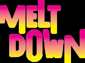 Meltdown Dublin Toasties Logo