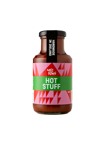Meltdown Hot Stuff Irish Hot Sauce