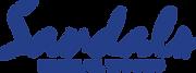 Sandals Logo Royal (Love).png