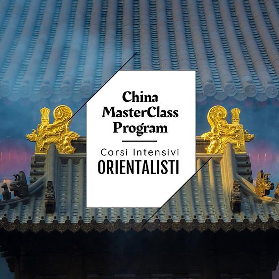 Orientamento Professionale China Master Academy - 21 Aprile ore 19.00