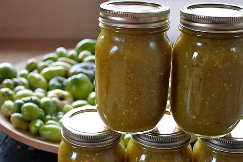 Tomato Verdi - Spécialité à la tomate verte