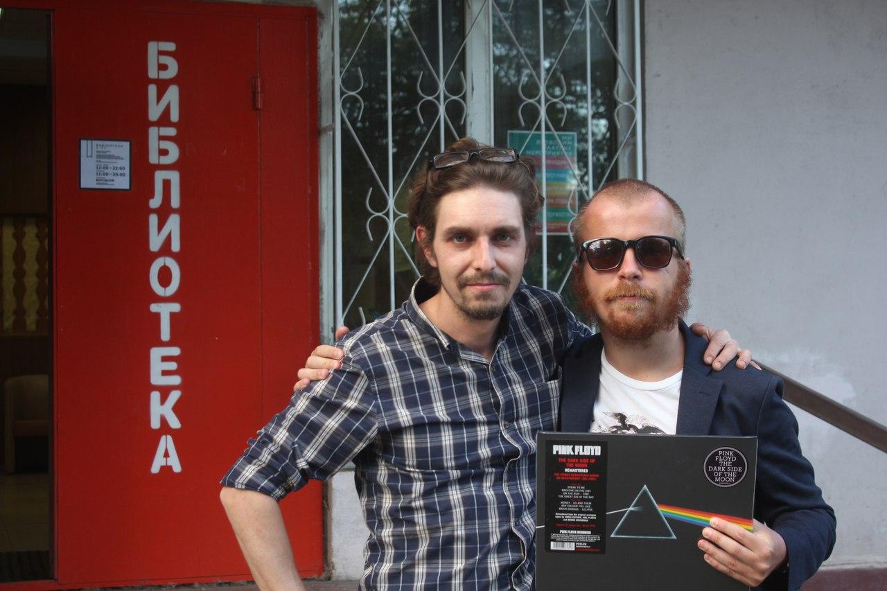 Денис Смыслёнов и Илья Гвоздев
