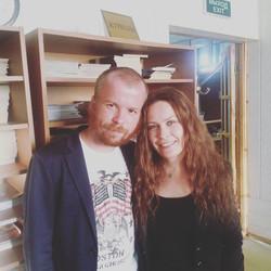 Лилия Вахитова и Илья Гвоздев