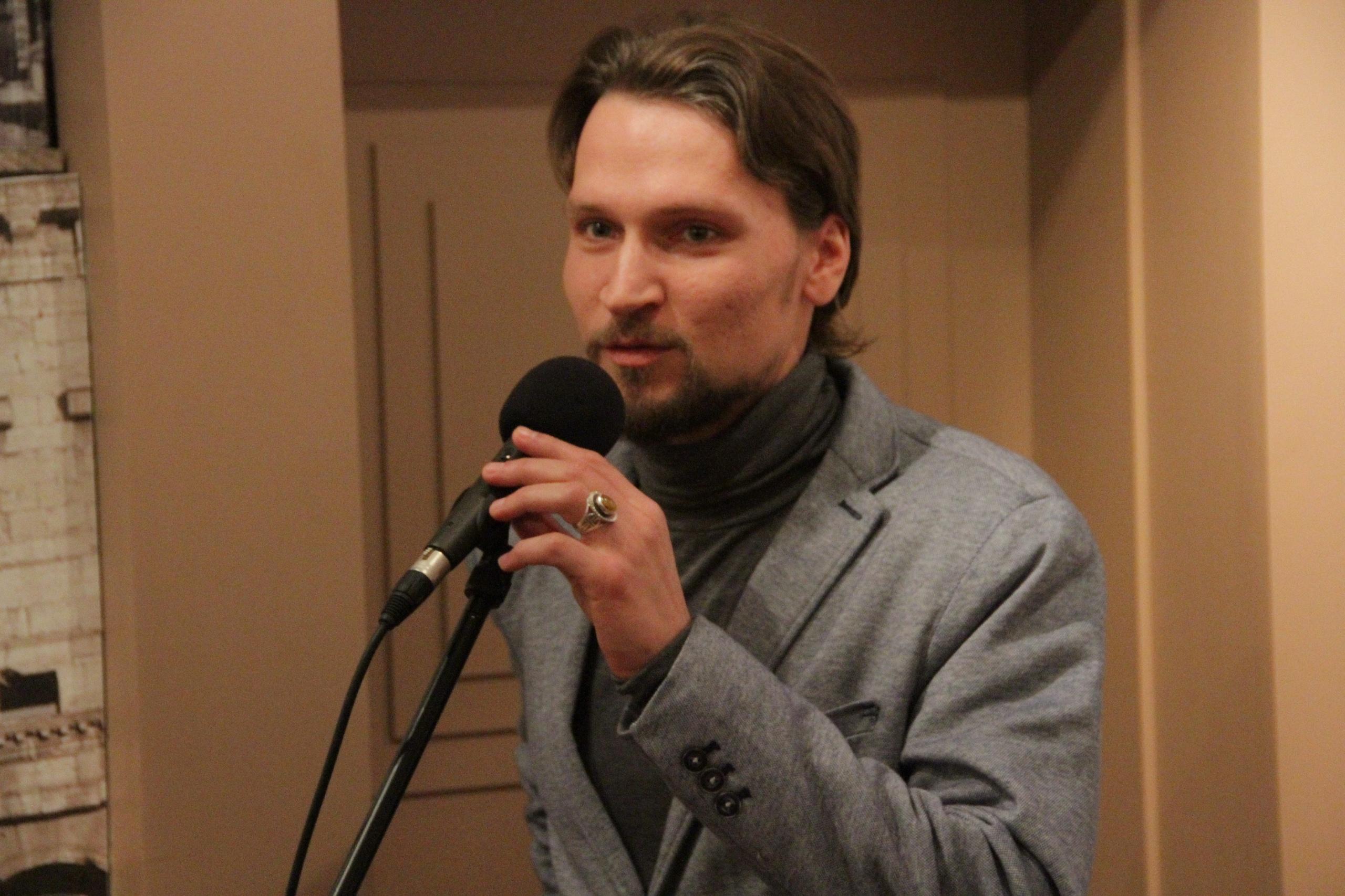 Дмитрий Романов (проза)