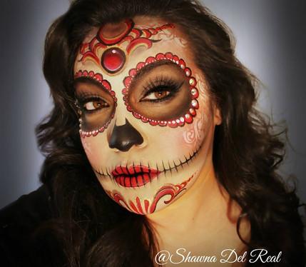September Inspirational Artist - Shawna Del Real