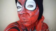 Spider-Man Self Paint