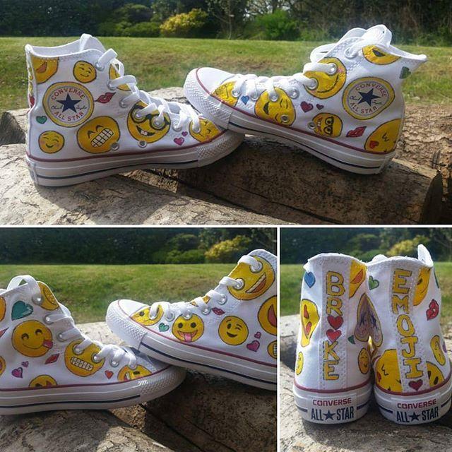 Emoji Shoes!