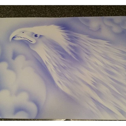 I own an Airbrush and I now know how to use it!
