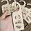 Thumbnail: Baby wooden closet Dividers - 7 pieces