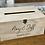 Thumbnail: Wooden Card box - engraved
