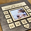 Thumbnail: Daddy wooden Plaque with photo frame