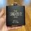 Thumbnail: Custom Made Hip Flask - Black