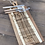 Thumbnail: Wooden Copping Board with Knives set