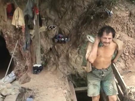 Portovelo-Zaruma Artisanal Mining: Poverty Driven Destruction