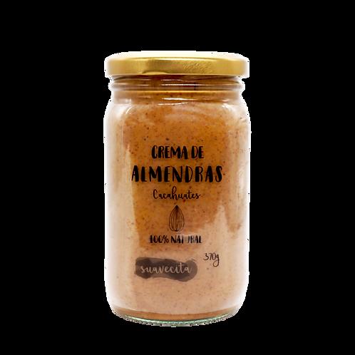 Crema de Almendras 370g