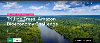 Trillion Trees: Amazon Bioeconomy Challenge