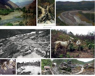Artisanal and small-scale gold mining in Portovelo-Zaruma, Ecuador