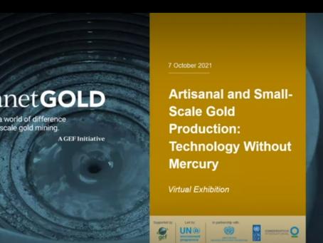 Congratulations: Dr. Marcello Veiga Presents the Newlox Coexistence Model for Artisanal Mining